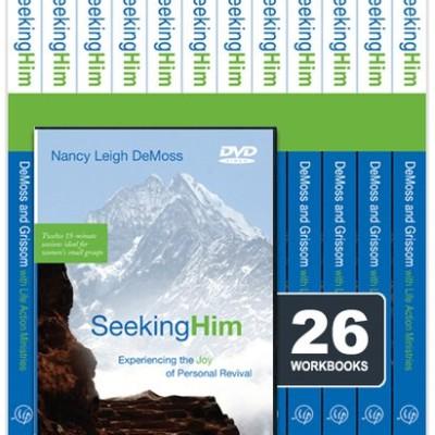 Seeking Him 26