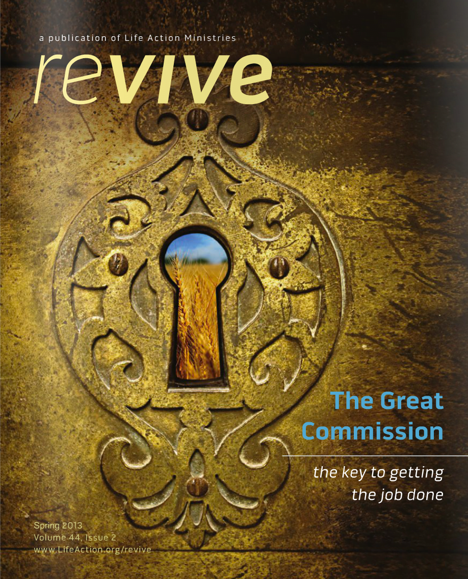 Revive Magazine