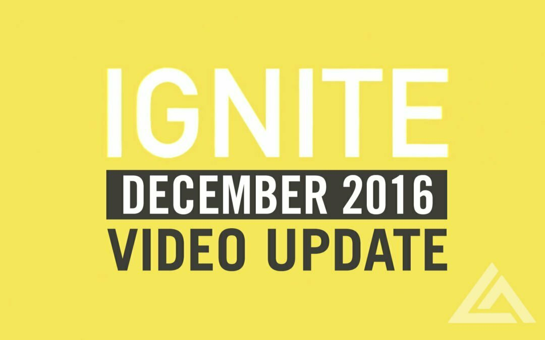 Video: Highlights from 2016!