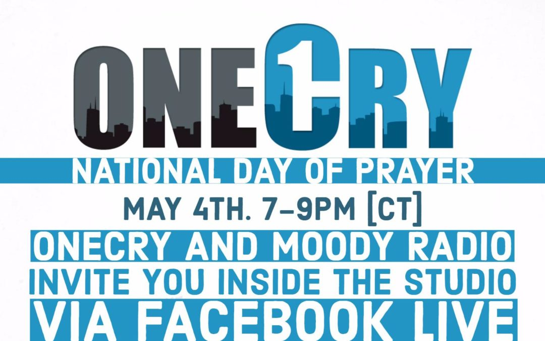 National Day of Prayer May 4