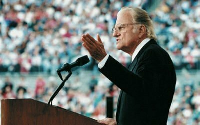 Five Things Billy Graham Did Not Do