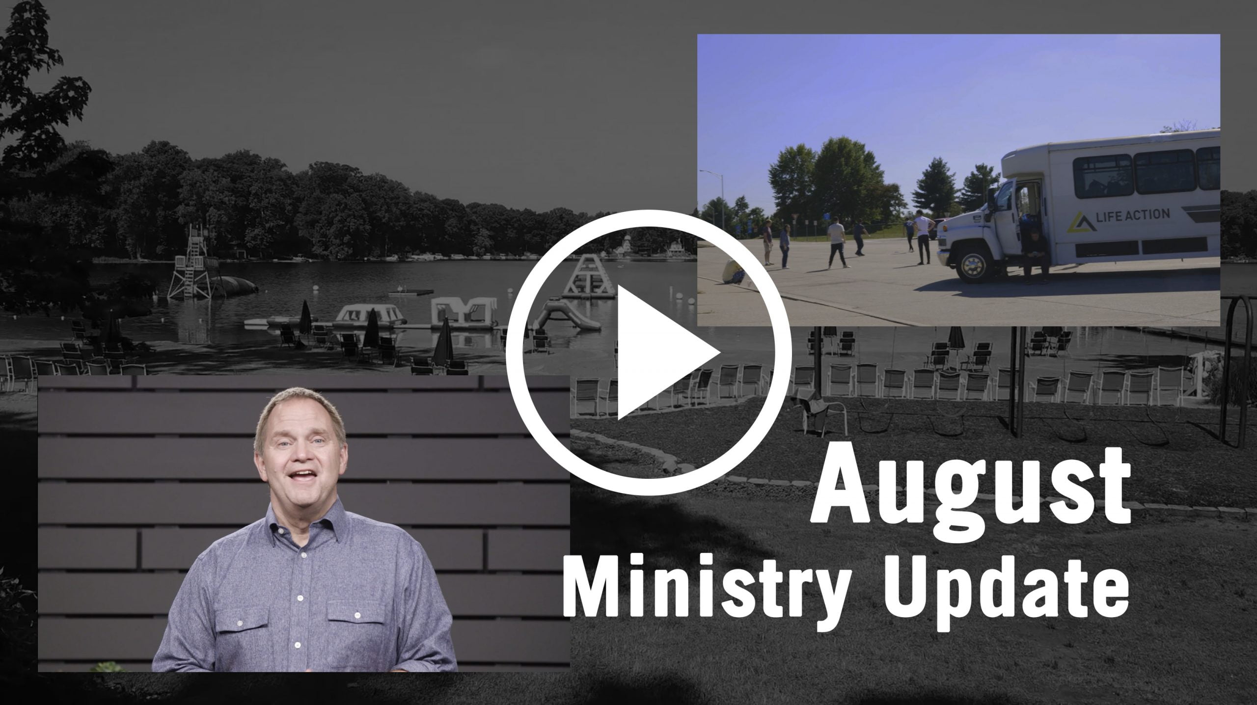 Ministry Update August 2020